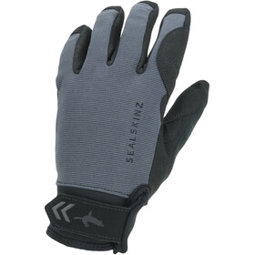 Sealskinz Waterproof All Weather Gants, grey/black